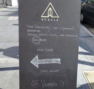 Acia Sign